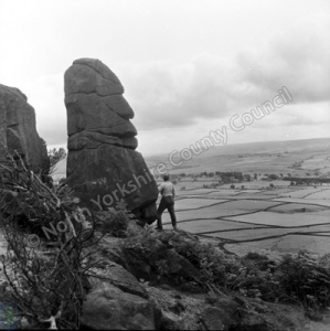 Embsay Moor and Rock